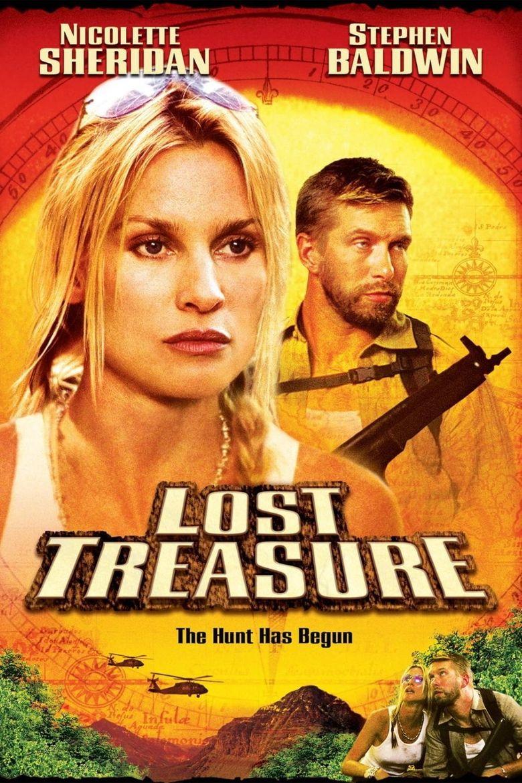 Lost Treasure Poster