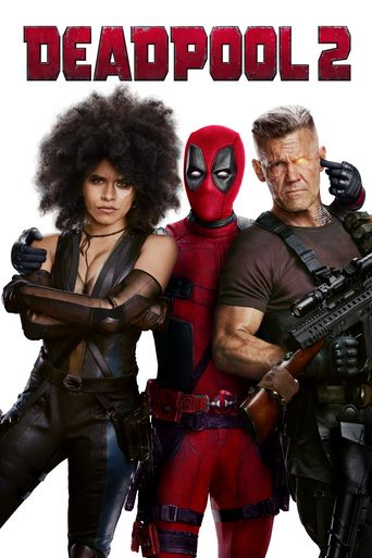 Watch Deadpool 2