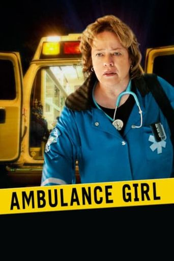 Ambulance Girl Poster