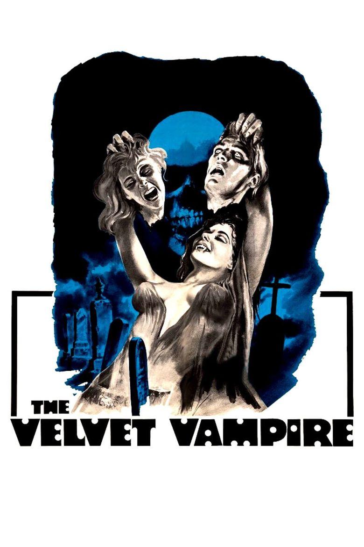 The Velvet Vampire Poster