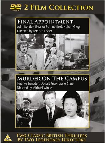 Final Appointment Poster