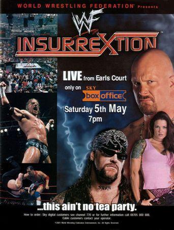 WWE Insurrextion 2001 Poster