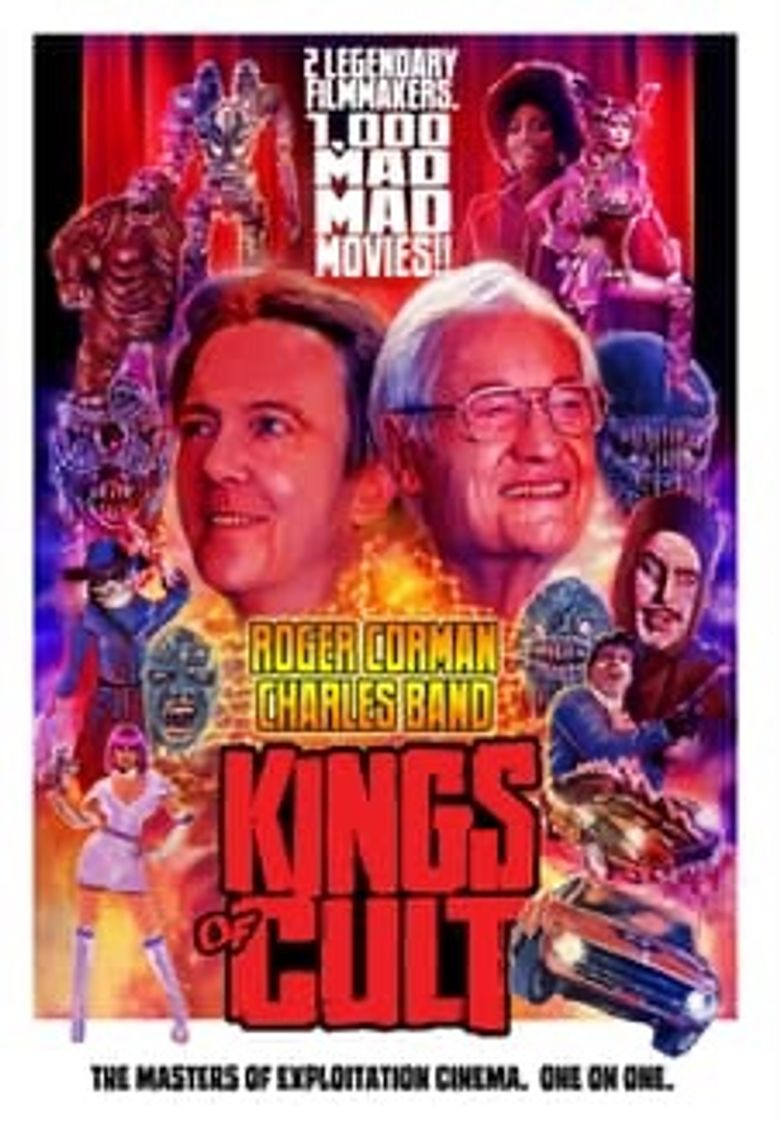 Kings Of Cult Poster