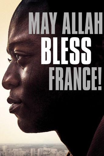 May Allah Bless France Poster