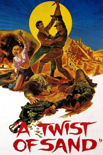 A Twist of Sand Poster