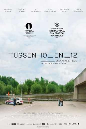 Between 10 and 12 Poster