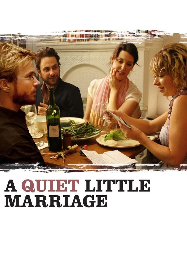 A Quiet Little Marriage Poster