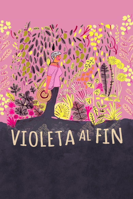 Violeta Al Fin Poster
