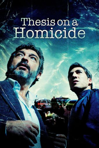 Thesis on a Homicide Poster