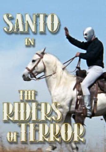 Santo vs. The Riders of Terror Poster