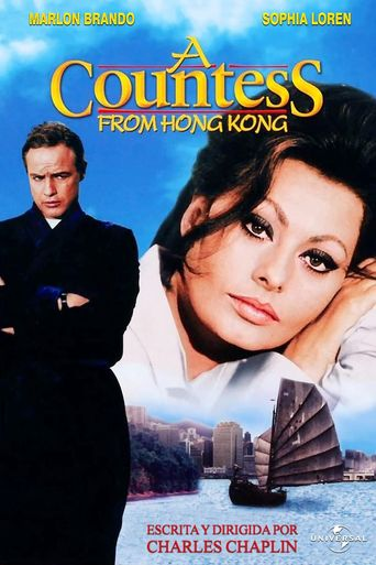 Watch A Countess from Hong Kong