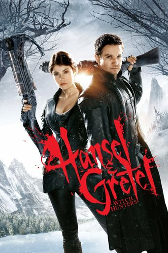 Watch Hansel & Gretel: Witch Hunters