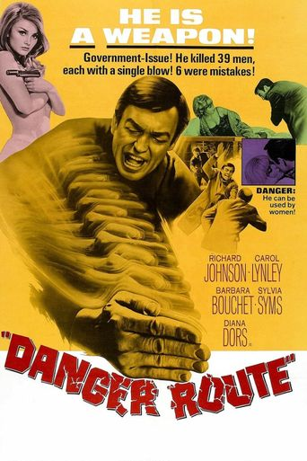 Danger Route Poster