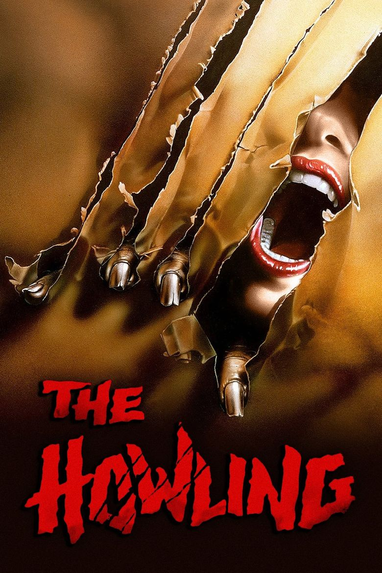 Image result for the howling poster