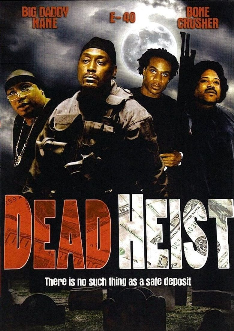 Dead Heist Poster