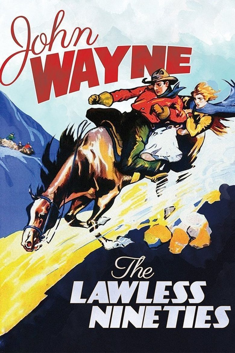 The Lawless Nineties Poster