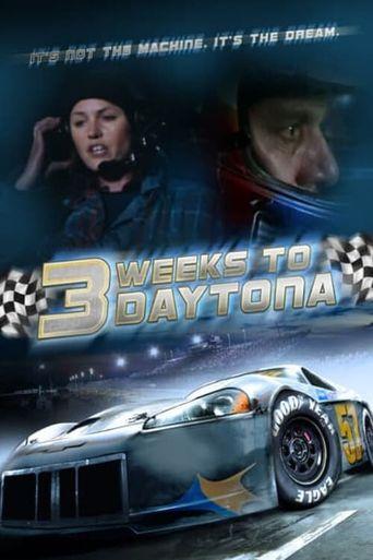 3 Weeks to Daytona Poster