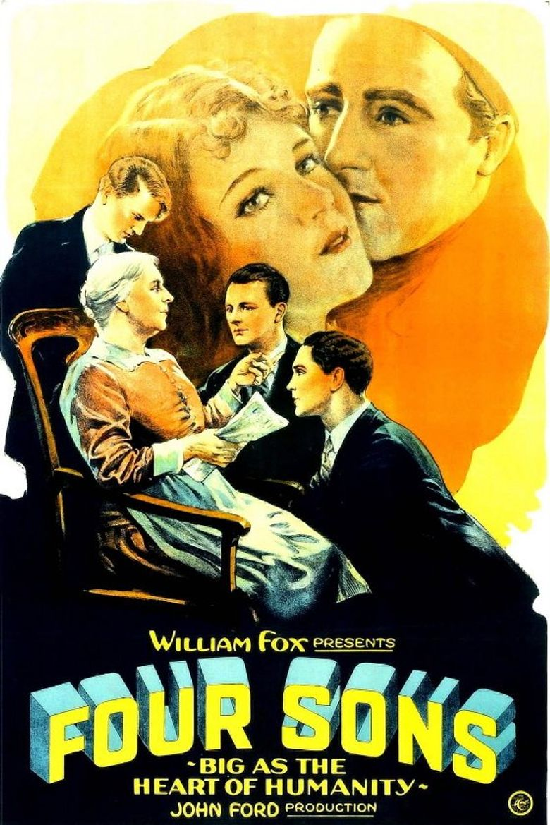 Four Sons Poster