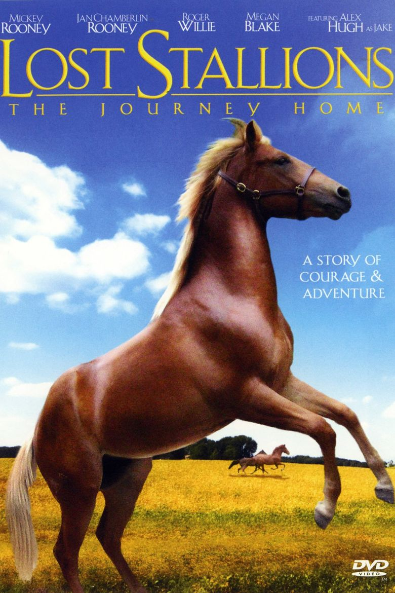 Watch Lost Stallions: The Journey Home