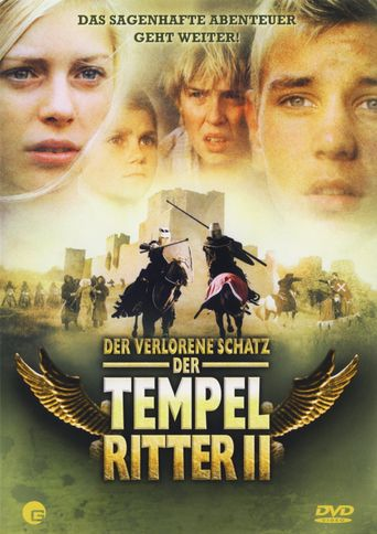The Lost Treasure of the Knights Templar II Poster