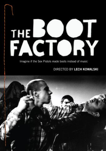 The Boot Factory Poster