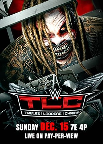 WWE TLC: Tables, Ladders & Chairs 2019 Poster