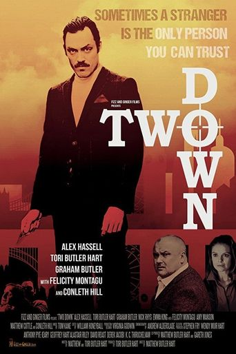 Two Down Poster