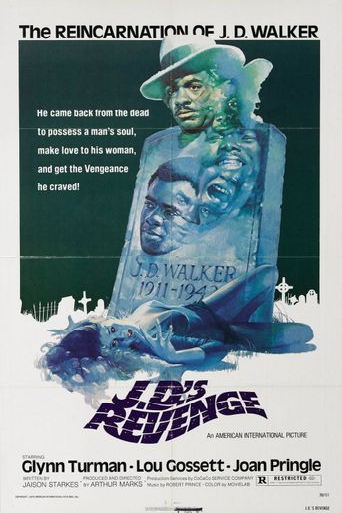 J.D.'s Revenge Poster