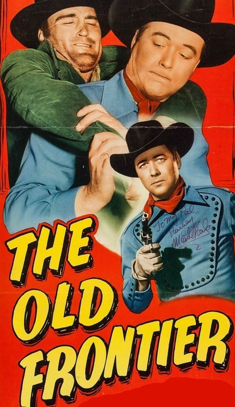 The Old Frontier Poster