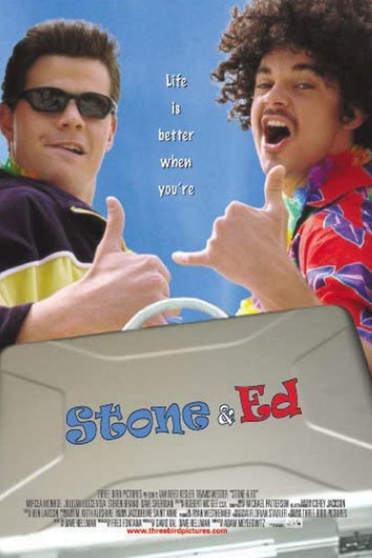 Stone & Ed Poster