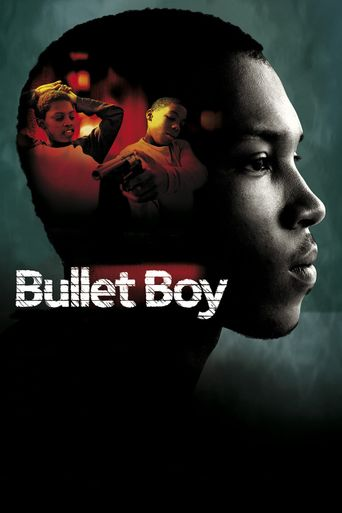 Bullet Boy Poster