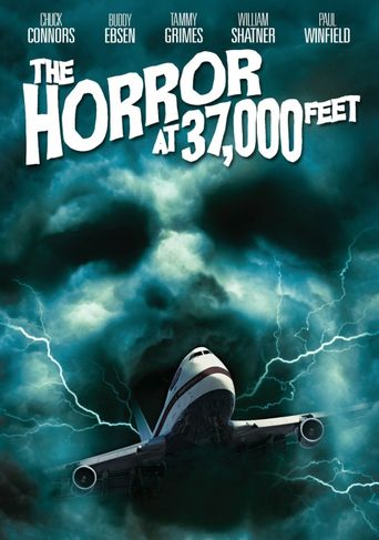 The Horror at 37,000 Feet Poster