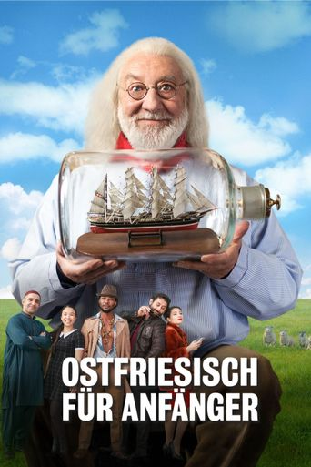 Eastfrisian for Beginners Poster