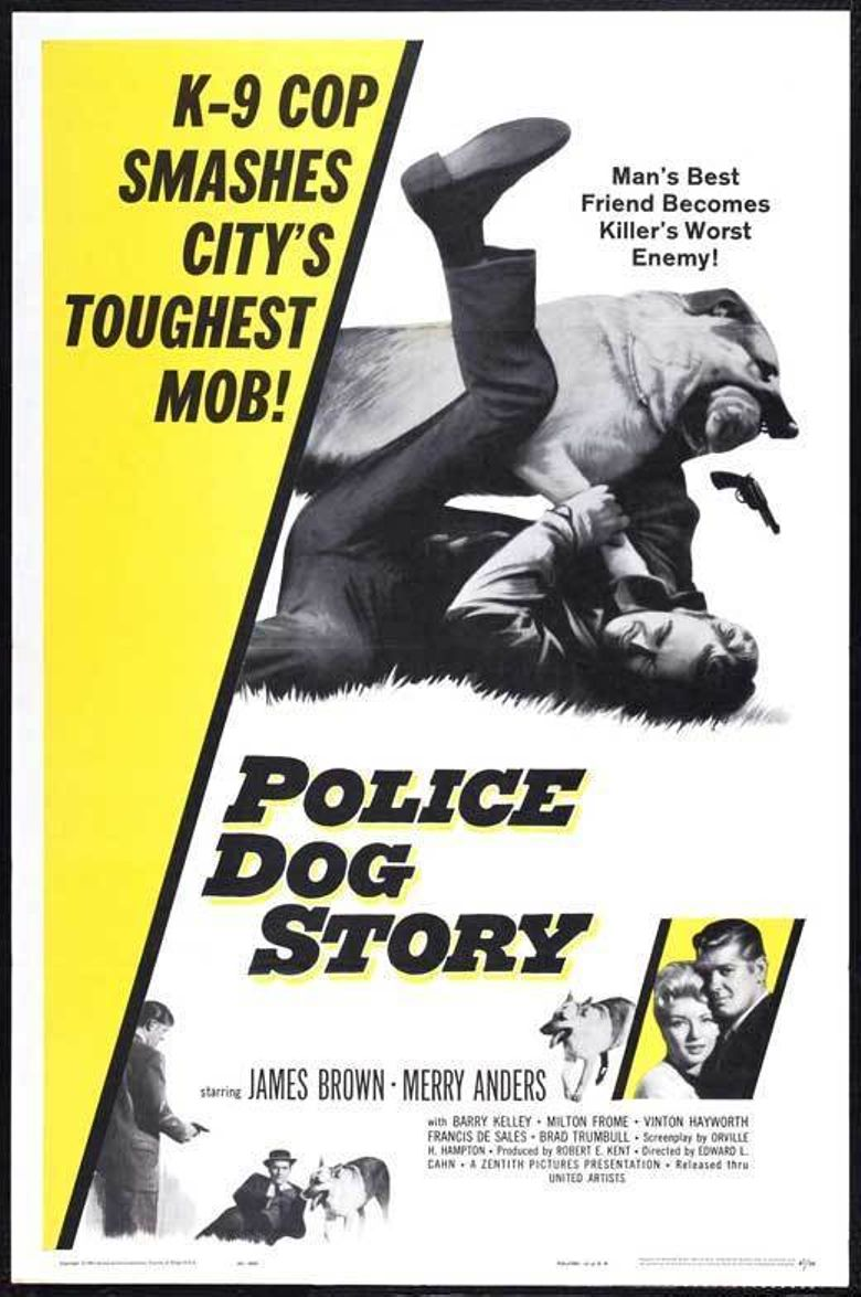 Police Dog Story Poster
