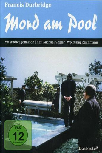Mord am Pool Poster