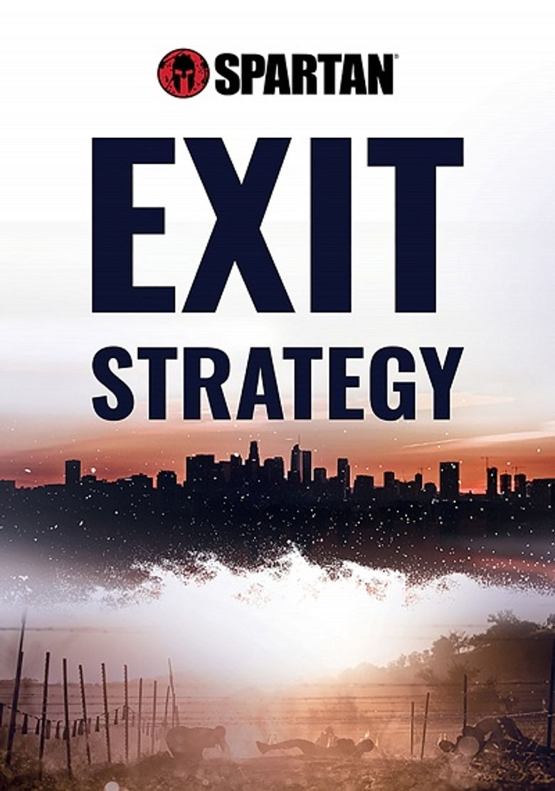 Spartan: Exit Strategy Poster