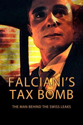 Falciani's Tax Bomb: The Man Behind the Swiss Leaks Poster