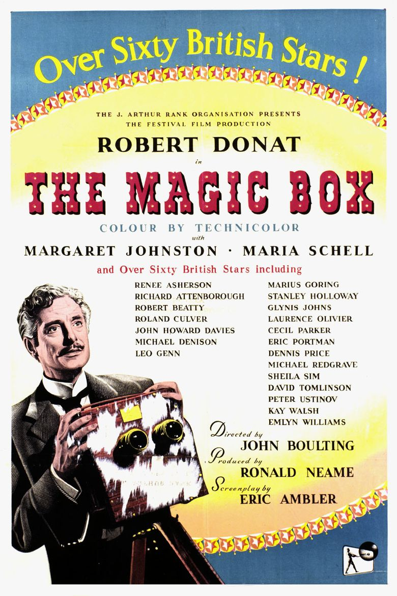 The Magic Box Poster