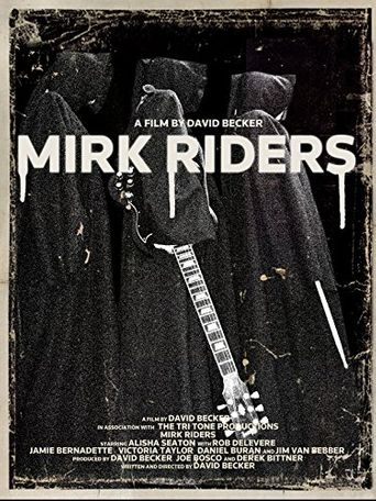 Mirk Riders Poster