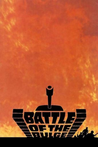 Battle of the Bulge Poster
