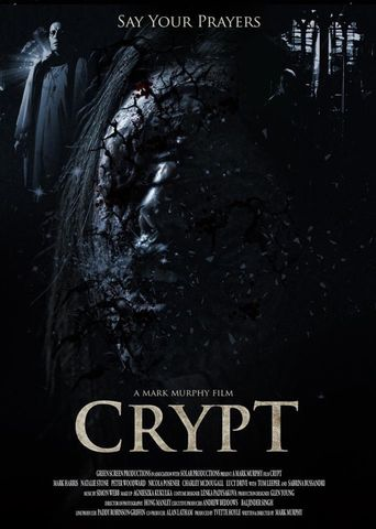The Crypt Poster