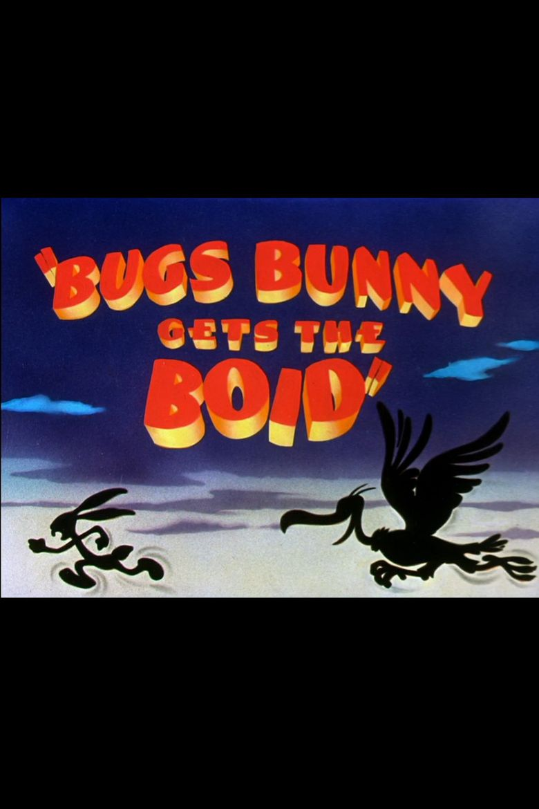 Bugs Bunny Gets the Boid Poster