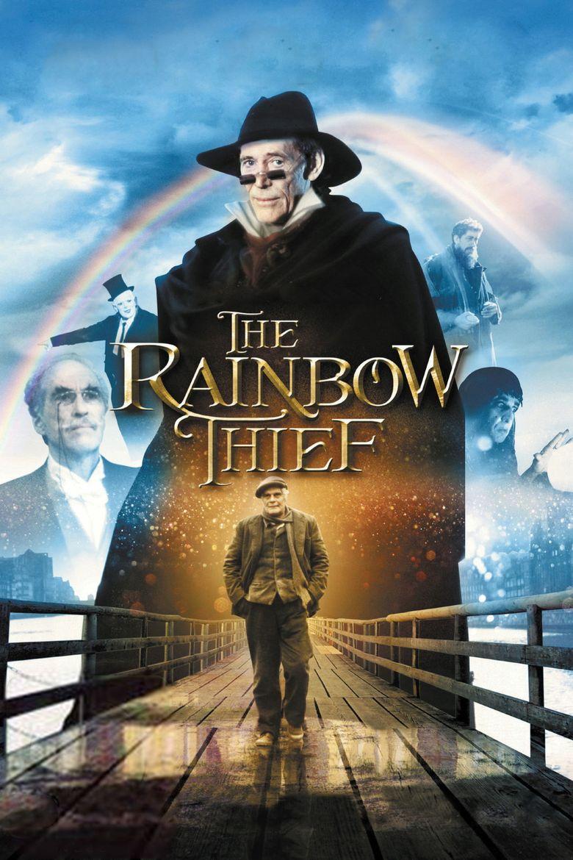 The Rainbow Thief Poster