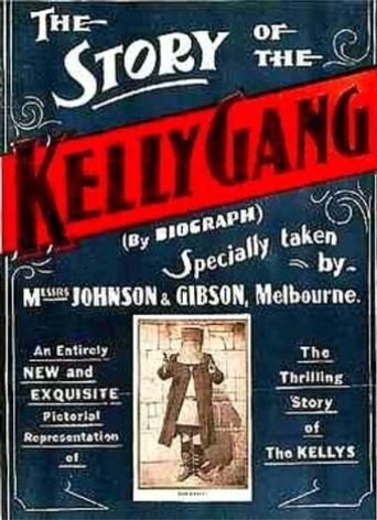 The Story of the Kelly Gang Poster