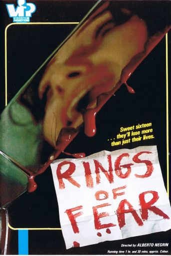 Rings of Fear Poster