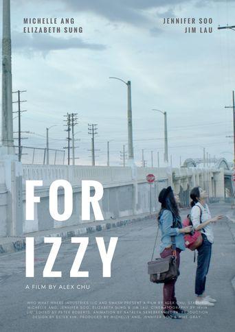 For Izzy Poster