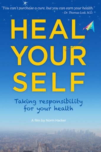 Heal Your Self Poster