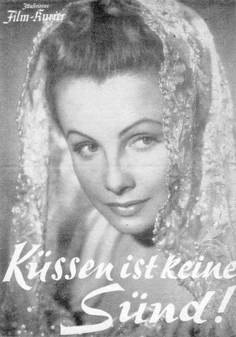 Küssen ist keine Sünd Poster