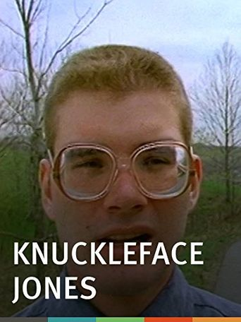 Knuckleface Jones Poster