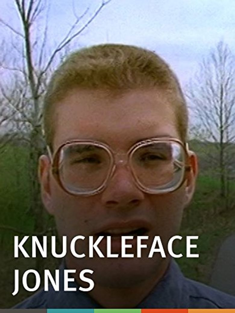 Knuckleface Jones Poster
